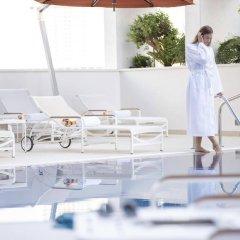 Отель Novotel Sharjah Expo Center ОАЭ, Шарджа - отзывы, цены и фото номеров - забронировать отель Novotel Sharjah Expo Center онлайн бассейн