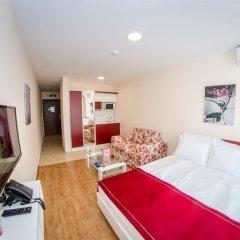 Отель Premier Fort Beach Resort Болгария, Свети Влас - 2 отзыва об отеле, цены и фото номеров - забронировать отель Premier Fort Beach Resort онлайн комната для гостей фото 5