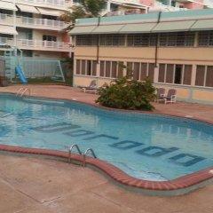 Hotel Costa Dorada & Villas бассейн