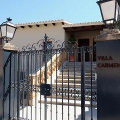 Отель Villa Carmen с домашними животными