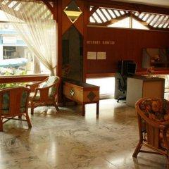 Отель Golden Horse Бангкок интерьер отеля