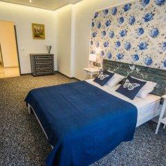 Central Hotel Львов комната для гостей