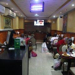 Al Sabkha Hotel питание