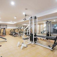 Отель Aparthotel Green Garden фитнесс-зал