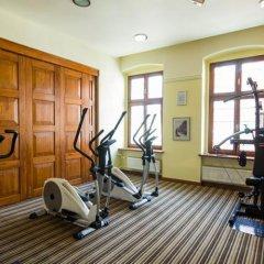 Hotel Diament Plaza Gliwice фитнесс-зал фото 3
