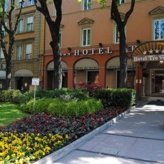Отель Zanhotel Tre Vecchi Болонья фото 7