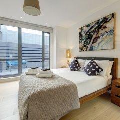 Апартаменты Luxury Frampton Apartment комната для гостей фото 2