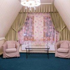 Гостиница Лесная поляна комната для гостей фото 4