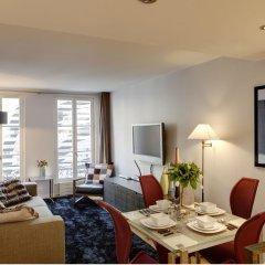 Отель Europea Montaigne Résidence Франция, Париж - отзывы, цены и фото номеров - забронировать отель Europea Montaigne Résidence онлайн комната для гостей фото 2