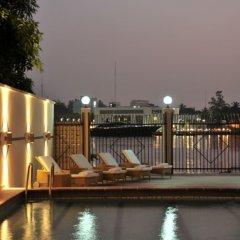 The Westwood Hotel Ikoyi Lagos бассейн