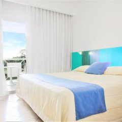 Отель Viva Wyndham Tangerine Resort - All Inclusive балкон