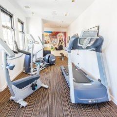 Отель Tryp Fortitude Valley фитнесс-зал фото 3