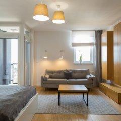 Отель Pure Rental Apartments - City Residence Польша, Вроцлав - отзывы, цены и фото номеров - забронировать отель Pure Rental Apartments - City Residence онлайн комната для гостей фото 4
