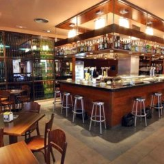 Hostel El Pasaje гостиничный бар