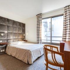 Отель Villa Luxembourg Франция, Париж - 11 отзывов об отеле, цены и фото номеров - забронировать отель Villa Luxembourg онлайн комната для гостей фото 4