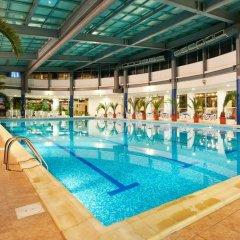 Отель Rila Hotel Borovets Болгария, Боровец - 2 отзыва об отеле, цены и фото номеров - забронировать отель Rila Hotel Borovets онлайн бассейн фото 2