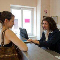 Отель Autohotel Venezia Италия, Мирано - отзывы, цены и фото номеров - забронировать отель Autohotel Venezia онлайн интерьер отеля фото 2