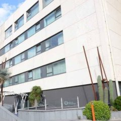 Hotel Poseidon Торре-дель-Греко парковка