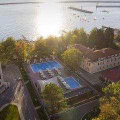 Гостиница Pullman Sochi Centre в Сочи 7 отзывов об отеле, цены и фото номеров - забронировать гостиницу Pullman Sochi Centre онлайн балкон