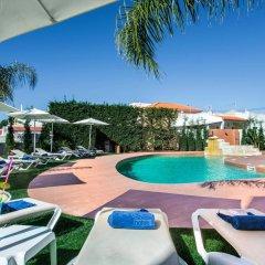 Отель Velamar Boutique Hotel Португалия, Албуфейра - отзывы, цены и фото номеров - забронировать отель Velamar Boutique Hotel онлайн бассейн фото 8