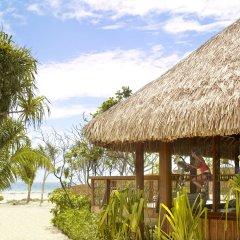 Отель Four Seasons Resort Bora Bora Французская Полинезия, Бора-Бора - отзывы, цены и фото номеров - забронировать отель Four Seasons Resort Bora Bora онлайн пляж