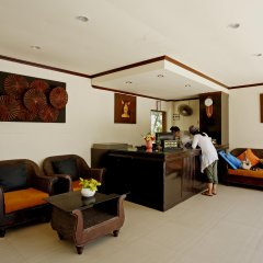 Bamboo Beach Hotel & Spa интерьер отеля
