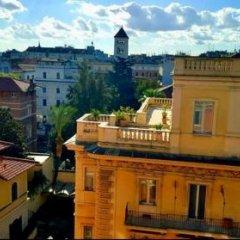 Отель Royal Termini балкон