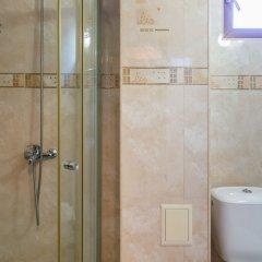 Отель Zeus Болгария, Поморие - отзывы, цены и фото номеров - забронировать отель Zeus онлайн ванная фото 2