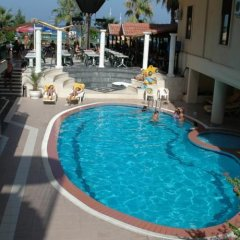 Отель Dragos Beach Кемер бассейн