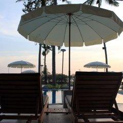 Отель Villa Cha-Cha Krabi Beachfront Resort Таиланд, Краби - отзывы, цены и фото номеров - забронировать отель Villa Cha-Cha Krabi Beachfront Resort онлайн бассейн фото 2