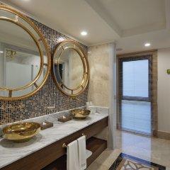 Nirvana Lagoon Villas Suites & Spa Турция, Бельдиби - 3 отзыва об отеле, цены и фото номеров - забронировать отель Nirvana Lagoon Villas Suites & Spa онлайн ванная фото 2