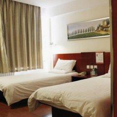 Отель Hanting Express Hotel Beijing Liufang Branch Китай, Пекин - отзывы, цены и фото номеров - забронировать отель Hanting Express Hotel Beijing Liufang Branch онлайн комната для гостей