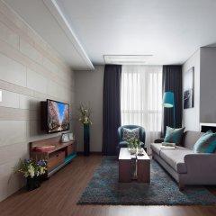 Отель Citadines Haeundae Busan комната для гостей фото 2