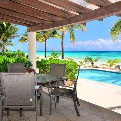 Отель Casa Caribe II Мексика, Плая-дель-Кармен - отзывы, цены и фото номеров - забронировать отель Casa Caribe II онлайн бассейн