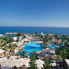 Отель The Golden Coast Beach Протарас бассейн фото 2