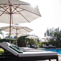Отель Cas Gasi Испания, Санта-Инес - отзывы, цены и фото номеров - забронировать отель Cas Gasi онлайн бассейн фото 2