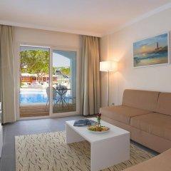 Отель Batihan Beach Resort & Spa - All Inclusive комната для гостей фото 2