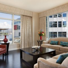 Отель The Fairmont Waterfront Канада, Ванкувер - отзывы, цены и фото номеров - забронировать отель The Fairmont Waterfront онлайн комната для гостей фото 5
