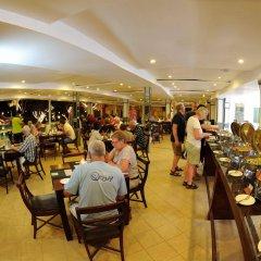 Отель Golden Star Beach Hotel Шри-Ланка, Негомбо - отзывы, цены и фото номеров - забронировать отель Golden Star Beach Hotel онлайн питание фото 2