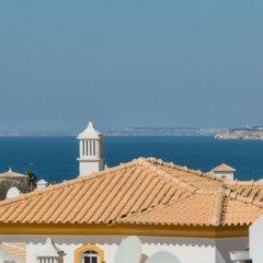 Отель Estrela do Mar Praia da Galé пляж