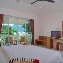 Отель Phi Phi Bayview Premier Resort Таиланд, Ранти-Бэй - 3 отзыва об отеле, цены и фото номеров - забронировать отель Phi Phi Bayview Premier Resort онлайн комната для гостей фото 5