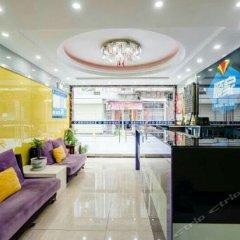 Отель Shunjia Hotel Китай, Сиань - отзывы, цены и фото номеров - забронировать отель Shunjia Hotel онлайн интерьер отеля фото 2
