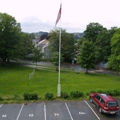 Отель Singsaker Sommerhotell Норвегия, Тронхейм - отзывы, цены и фото номеров - забронировать отель Singsaker Sommerhotell онлайн парковка