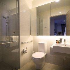 Отель Thanksgiving Serviced Residence ванная