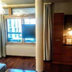 Отель Suberb location with Silence Финляндия, Хельсинки - отзывы, цены и фото номеров - забронировать отель Suberb location with Silence онлайн комната для гостей фото 4