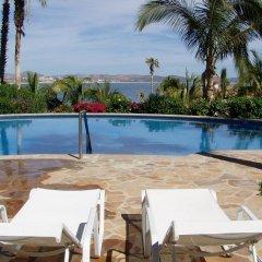 Отель Casa Miguel бассейн