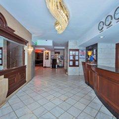 Laleli Gonen Hotel интерьер отеля