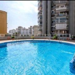 Отель Torremolinos Apart - Skysuite sea views - Torremolinos Center Торремолинос бассейн