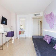Отель Aparthotel Tropic Garden Испания, Санта-Эулалия-дель-Рио - отзывы, цены и фото номеров - забронировать отель Aparthotel Tropic Garden онлайн комната для гостей фото 4