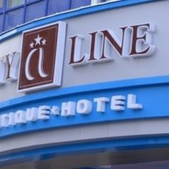 City Line Boutique Hotel городской автобус